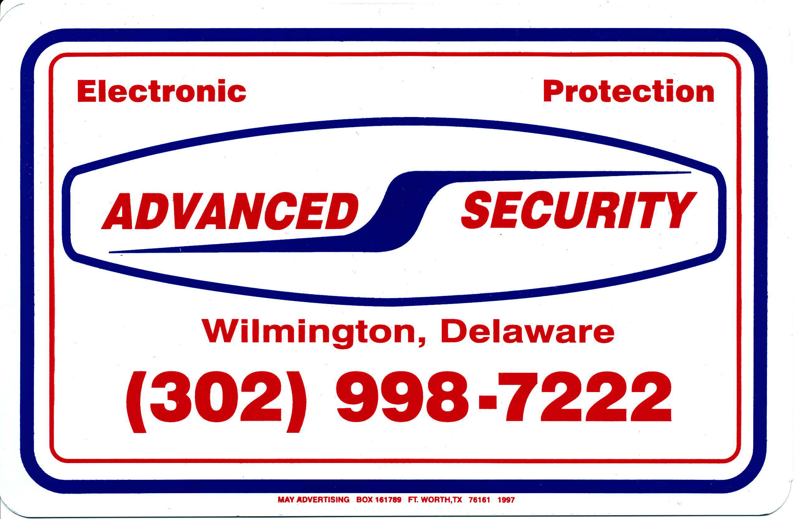 Advanced Security Logo